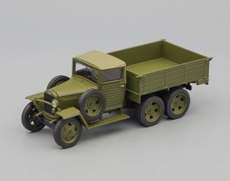 Горький ААА (1943), зеленый