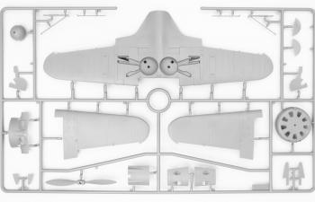 Сборная модель И-16 тип 10, Истребитель ВВС Китая 2 МВ