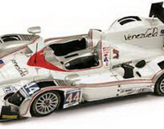 HPD ARX 03b - Honda №44 Starworks Motorsport 7th LM Winner LMP2 class 2012, white