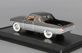 Горький 24 Custom Pick-up, серебро / графит