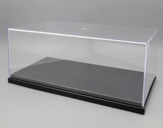 Прозрачный бокс для моделей 1:18 (320*170*140)