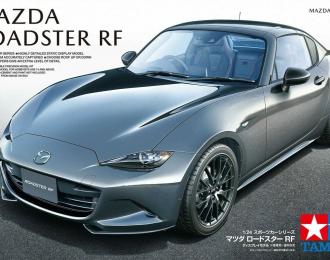 Сборная модель Mazda MX-5 RF