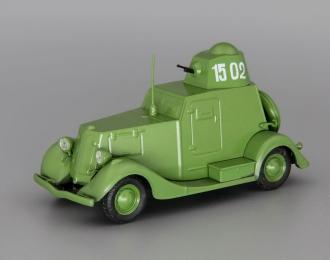 (Уценка!) БА 20, Автолегенды СССР 124, зеленый