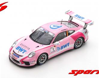 Porsche 911 GT3 Cup #1 Champion Porsche Supercup 2018 Michael Ammermüller