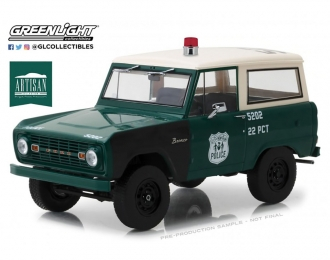 "FORD Bronco ""New York City Police Department"" (NYPD) 1967"