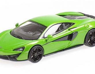 MCLAREN 570S - GREEN