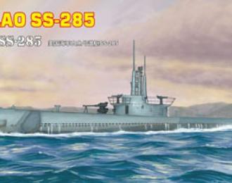 Сборная модель Подводная лодка USS Balao SS-285