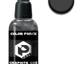 графитовый серый (graphite grey)