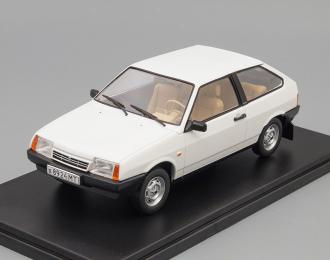 Волжский автомобиль 21083, Легендарные Советские Автомобили 80, белый