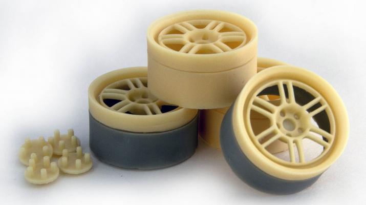 Комплект дисков Enkei RPF01 18 дюймов