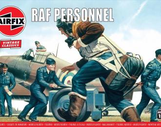 Сборная модель Набор солдатиков RAF Personnel