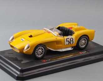 FERRARI 250 Testa Rossa #58 (1958), yellow