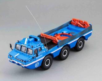 "ЗИЛ 49060 ""Синяя птица"" грузовой, голубой"