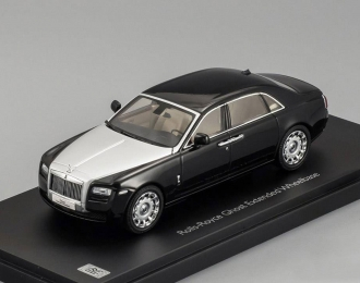 ROLLS-ROYCE Ghost EWB LHD (2010), diamond black