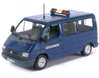 RENAULT Trafic Gendarmerie 1992, blue