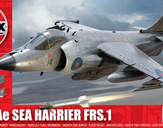 Сборная модель Британский штурмовик British Aerospace Sea Harrier FRS.1