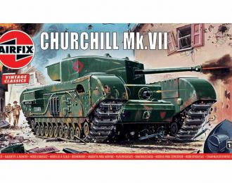 Сборная модель Churchill Mk.VII