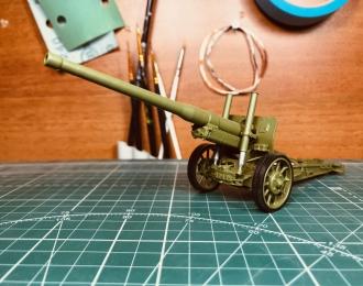 А-19 122-мм корпусная пушка