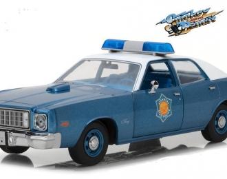 "PLYMOUTH Fury ""ArkansasState Police"" 1975 (из к/ф ""Смоки и бандит"")"