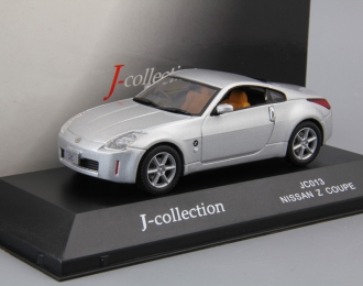 NISSAN Z Coupe, silver