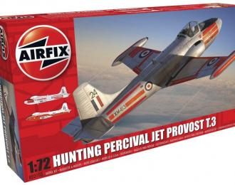 Сборная модель Percival Jet Provost T.3