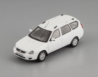 Волжский автомобиль 2171 Универсал (2015), белое облако