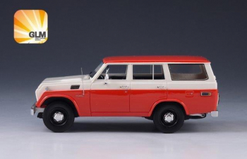 TOYOTA LAND CRUISER FJ55 4х4 1979 Red
