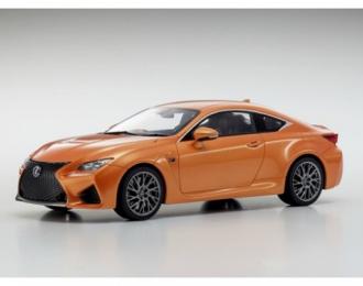 Lexus RC F (orange)