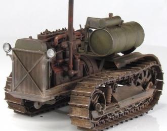 Сталинец С-60 трактор (хаки грязный)