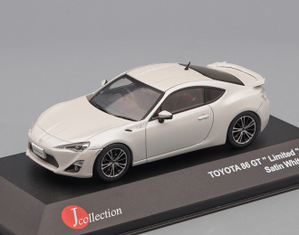 """TOYOTA GT86 """"Limited"""" (2012), satin white pearl"""