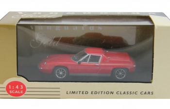 LOTUS Europa Special, red