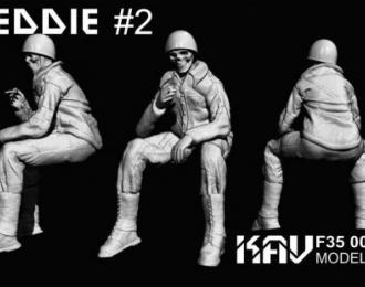 Сборная модель Фигура Eddie #2