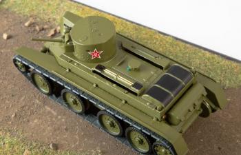 БТ-2, Наши танки 25