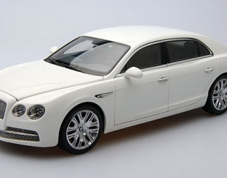 Bentley Flying Spur W12 (glacier white)