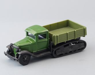 Горький-60 бортовой, зеленый