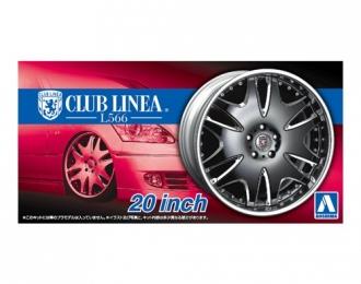 Набор дисков Club Linea L566 20 inch
