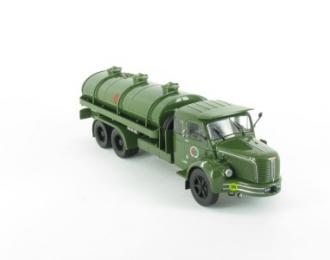 BERLIET GLM 10 (FRANCE 1957), серия Camions DAutrefois 63, зеленый