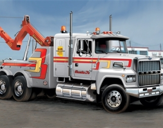 Сборная модель Автомобиль US Wrecker Truck