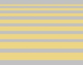 Набор декалей Полосы золотистые, 195x40