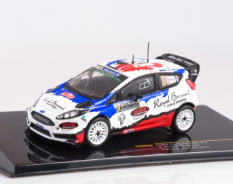 Ford Fiesta RS WRC - Rally Monte Carlo 2016 - Bouffier