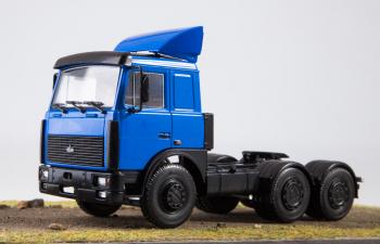 МАЗ-6422 седельный тягач, Легендарные Грузовики СССР 26
