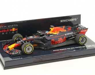 Aston Martin Red Bull Racing Team RB14 D.Riccardo 2018