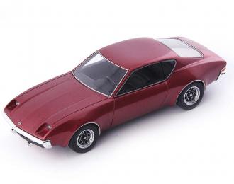 Opel Prototype III, red-metallic, Germany, 1972