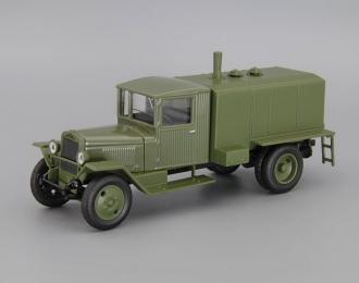 ЗИС-5В / ВМЗ, зеленый