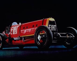 Сборная модель Автомобиль FIAT MEFISTOFELE 21706 c.c.