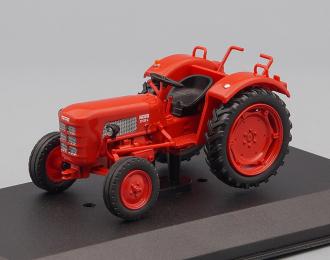 FAHR D 132 W/132 L 1960, Тракторы 128, красный