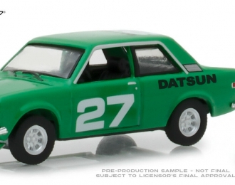 DATSUN 510 #27 c фигуркой водителя 1970