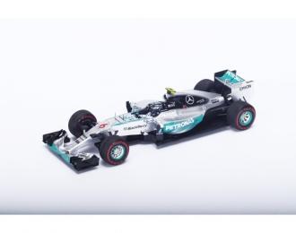 Mercedes-Benz F1 W06 #6 2015 Mercedes AMG Petronas Formula One Team, Nico Rosberg
