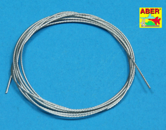 Stainless Steel Towing Cables 0,6mm, 1m long