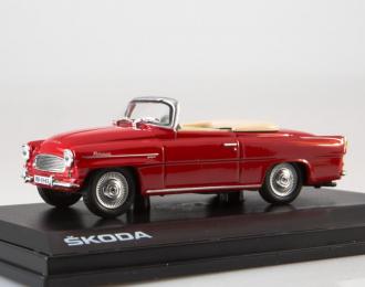 Skoda Felicia Roadster (1963) red